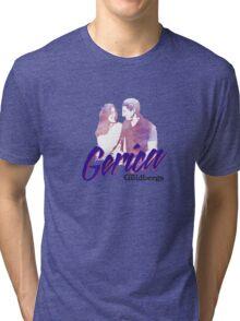#Gerica (Light) Tri-blend T-Shirt