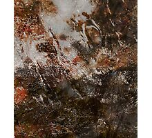 Abstract texture Photographic Print