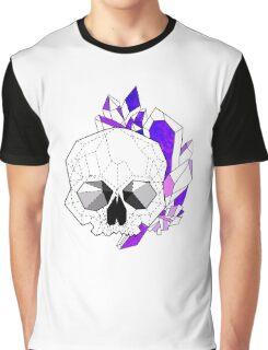 Crystal Skull. Graphic T-Shirt