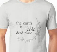 Explosions in the Sky - The earth is not a cold dead place Unisex T-Shirt