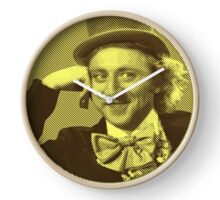 Willy Wonka Time Clock