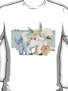 My little po... POKEMON?!?! T-Shirt