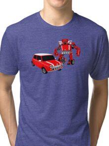 Mini Transformer Tri-blend T-Shirt