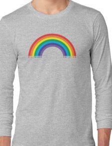 Rainbow Rhythms  Long Sleeve T-Shirt