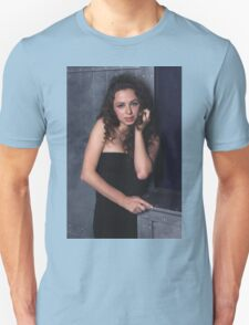 Black Dress Woman T-Shirt