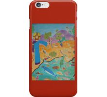 Creation: The Fifth Day  iPhone Case/Skin