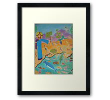 Creation: The Fifth Day  Framed Print