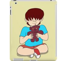 Beautiful Babies and Mental Teddies 3 iPad Case/Skin