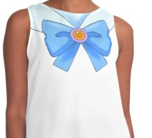 Blue Magical Girl Collection Contrast Tank