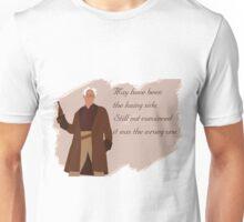 Captain Bernie Sanders Unisex T-Shirt