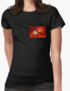 Valentines Womens Fitted T-Shirt