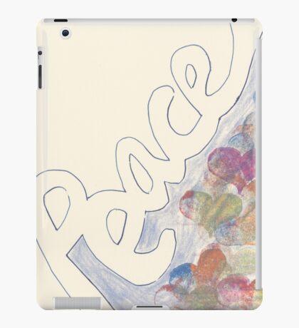 Peace - 11 iPad Case/Skin