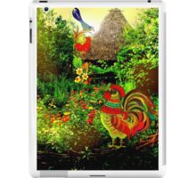Ukrainian fairytale  iPad Case/Skin