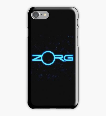 Zorg Logo from The Fifth Element iPhone Case/Skin
