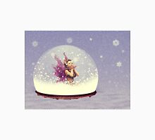 Snow globe with fairy Unisex T-Shirt