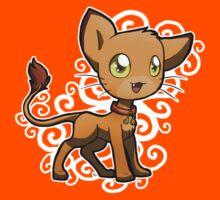 Zodiac Cats - Leo Kids Tee