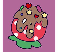 Chocolate Strawberry with Sprinkles Photographic Print