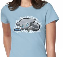 Zodiac Cats - Cancer Womens Fitted T-Shirt
