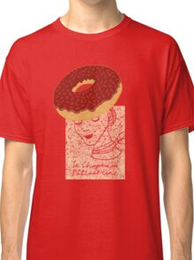 Ooh La La Pastry hat fashionista Classic T-Shirt