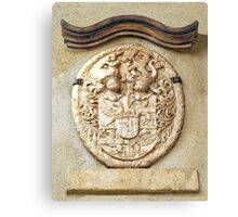 Genetti Family Coat-of-Arms Canvas Print