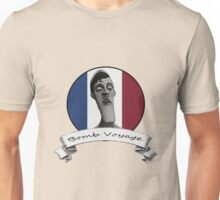 Bomb Voyage  Unisex T-Shirt