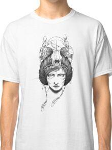 Skull Queen  Classic T-Shirt