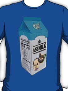 """Odd Future - """"AssMilk"""" T-Shirt"""