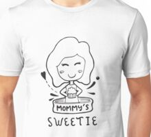 Mommy's Sweetie  - Cute Kids Design Unisex T-Shirt