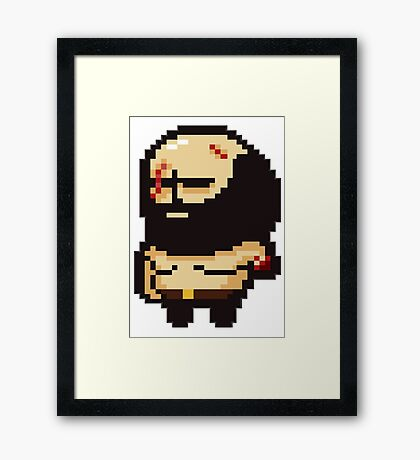 Lisa (game) Framed Print