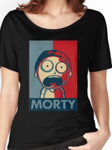 morty obeys Women's Relaxed Fit T-Shirt