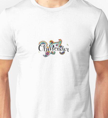 Oh Wonder - Drawing Unisex T-Shirt