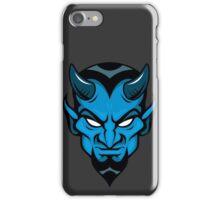 Blue Devils iPhone Case/Skin