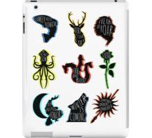 Sigils iPad Case/Skin