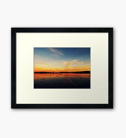 Hotter Framed Print