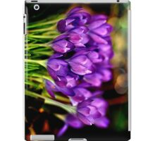 The Crocus Family iPad Case/Skin