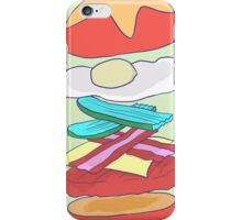 Burger Perfection iPhone Case/Skin