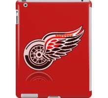 Red Wings forever. iPad Case/Skin