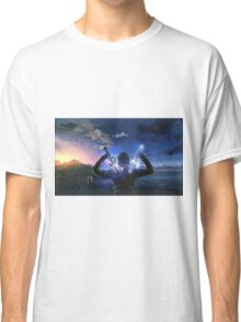 Sword Art Online Kirito vs Heatcliff Poster, Cover Classic T-Shirt