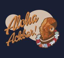 ALOHA ACKBAR! Kids Clothes