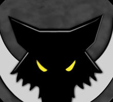 Luna Wolves XVI - Warhammer Sticker