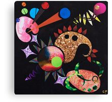 Bacon and Bubbles Canvas Print