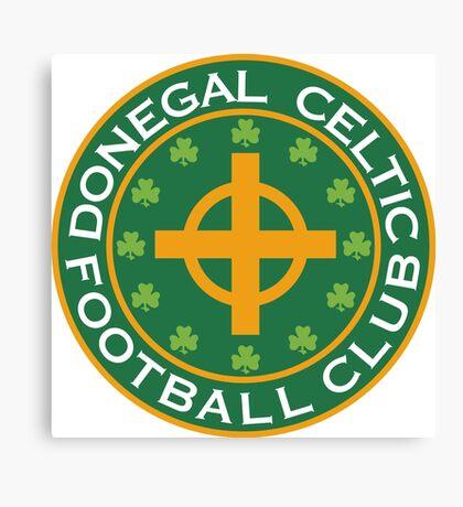 Donegal Celtic Canvas Print