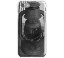 Rustic Lantern iPhone Case/Skin