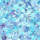 Marijuana Cannabis Weed Pot Cool Breeze by MarijuanaTshirt