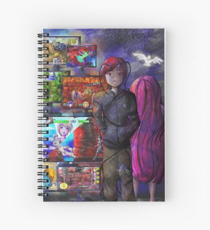 His Side Spiral Notebook