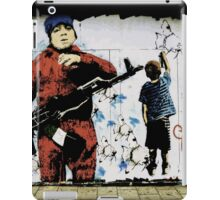 Street fighter! iPad Case/Skin