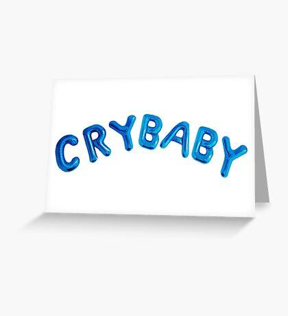 CRYBABY MELANIE MARTINEZ TILE SHIRTS Greeting Card