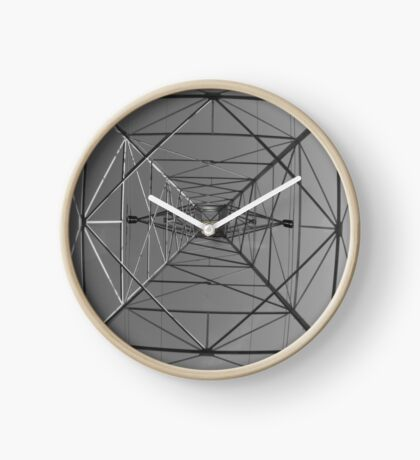 Power Tower Clock