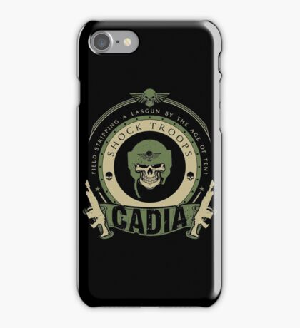 CADIA - BATTLE EDITION iPhone Case/Skin
