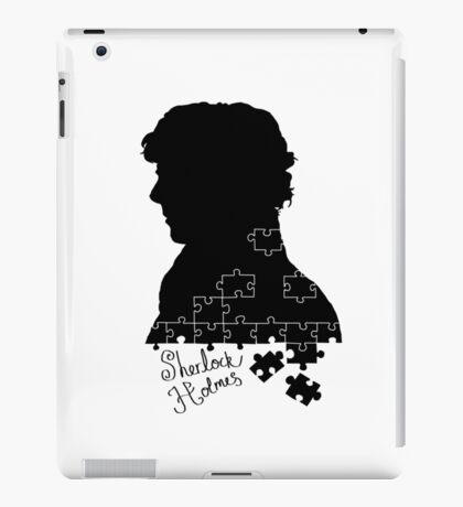 The Consulting Detective iPad Case/Skin